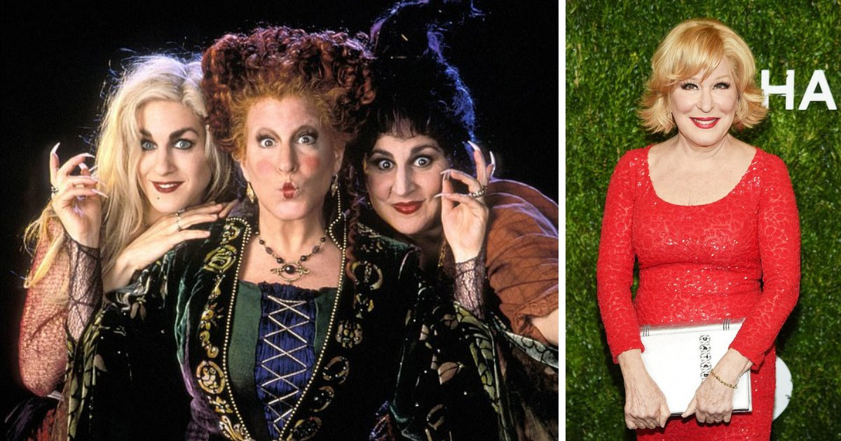 untitled design 9 2.png?resize=636,358 - Hocus Pocus Bette Midler And Her Witch Friends Reunited In A TV Special