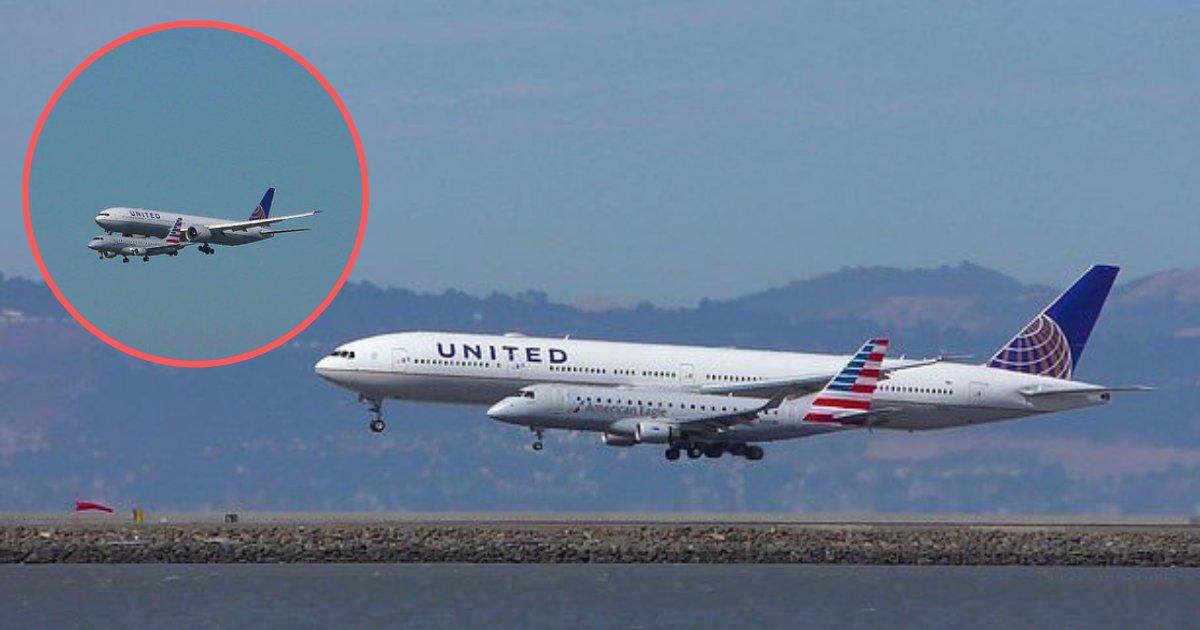 untitled design 97.png?resize=412,232 - Deux avions de ligne atterrissent simultanément à seulement quelques mètres