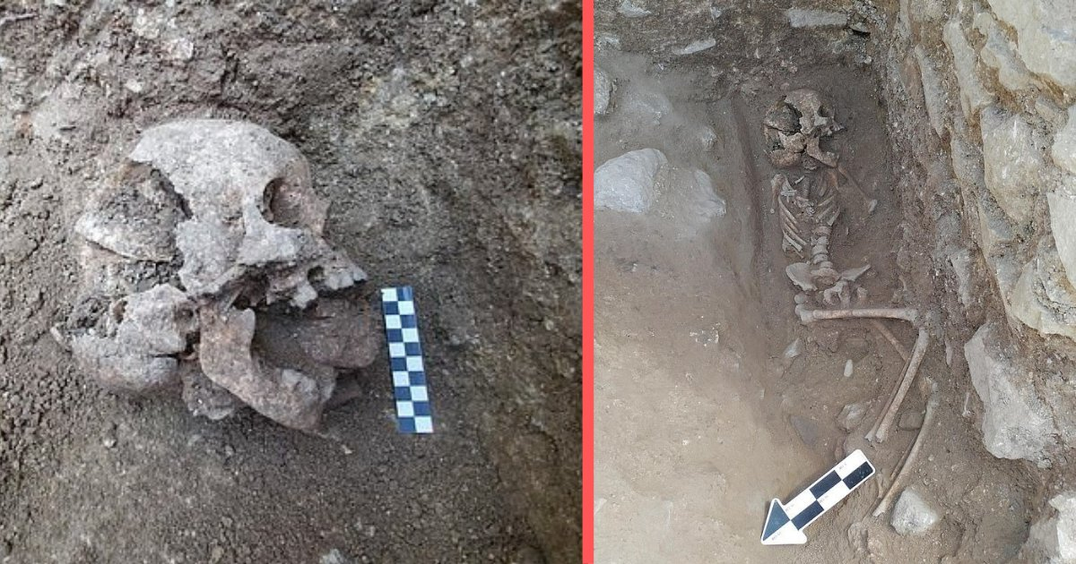 yogesh1 9.png?resize=636,358 - The Remains of a Vampire Child were Discovered Buried in the Italian Cemetery With a Stone in its Mouth