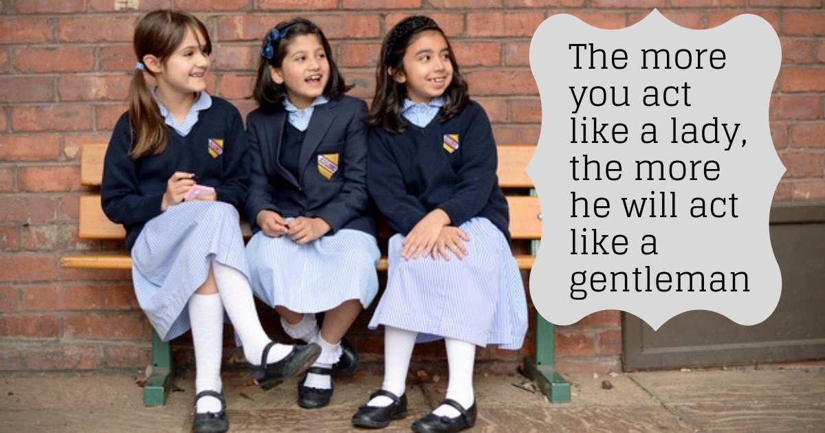 yogesh3 7.png?resize=300,169 - A School in Huston Posts Quotes on the Walls Telling Girls How to Behave and Then it Leads to a Series of Events