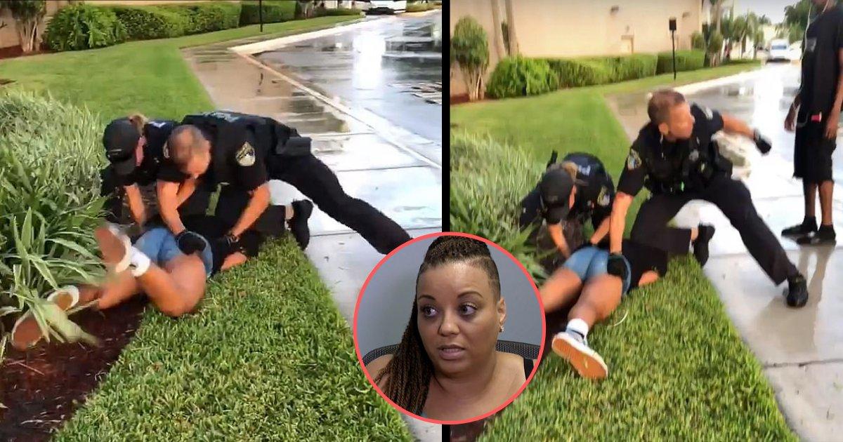 yogesh4 12.png?resize=300,169 - États-Unis : Le comportement cruel de deux policiers frappant une jeune fille de 14 ans au sol a été filmée