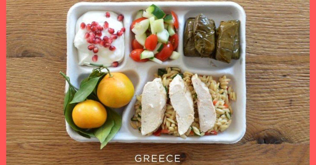 yogesh7.png?resize=300,169 - Des Images de 9 paniers-repas que les enfants apportent à l'école dans le monde entier