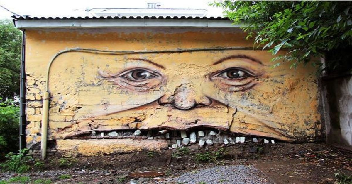 12 41.jpg?resize=412,275 - 24 Of The Most Awesome Street-Art Creations. #22 Blows Me Away.