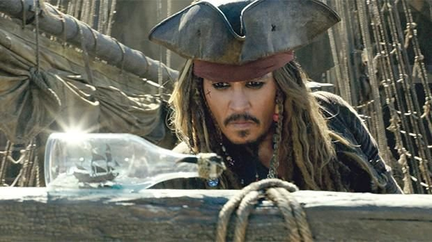 Resultado de imagen de pirates of the caribbean jack surprise