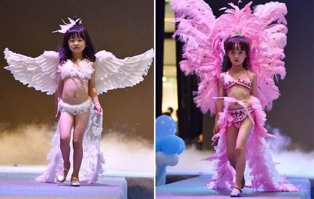 181115 101.jpg?resize=412,232 - 中國舉辦內衣秀,模特兒竟然全是幼女!只管賺錢的態度讓網民火大啦!