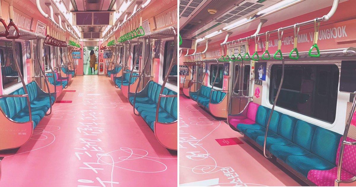 2 412.jpg?resize=412,232 - 12월부터 운행한다는 '핑크색' 지하철 2호선의 숨겨진 비밀