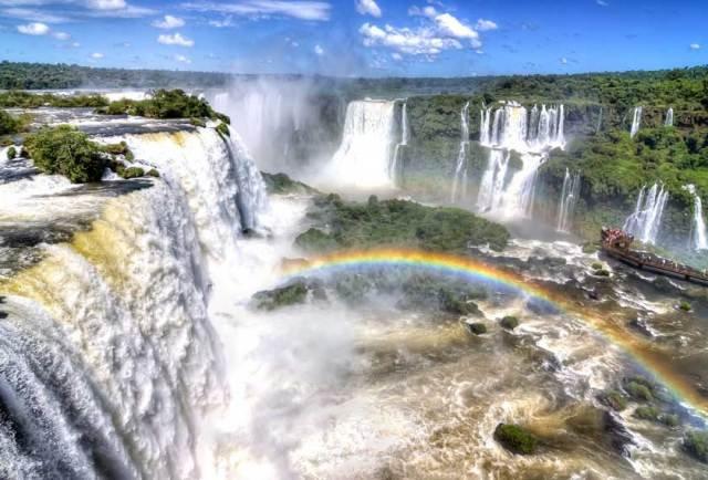 Resultado de imagen de Cataratas del Iguazú
