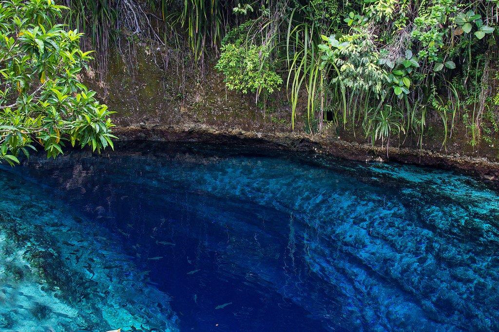 Resultado de imagen de río encantado deHinatuan