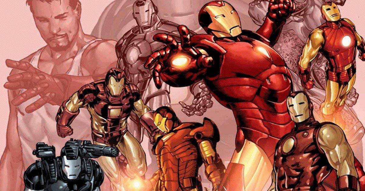 6 147.jpg?resize=1200,630 - Cómo se veían 14 personajes de las películas de Marvel en los cómics originales