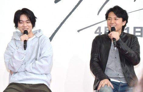 「菅田将暉 福山雅治」の画像検索結果