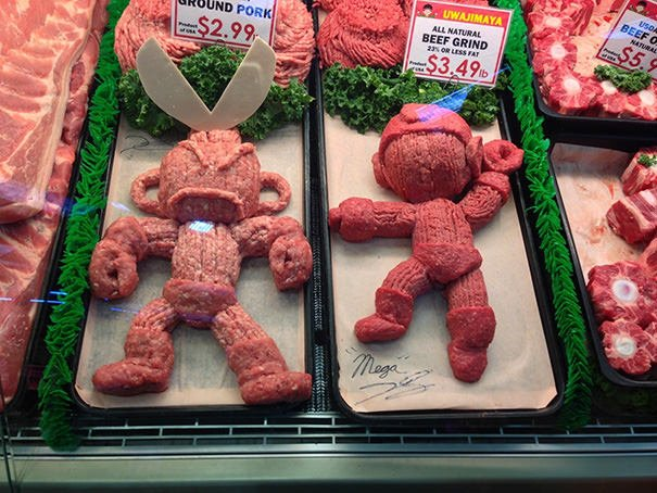 My Local Asian Supermarket Sells Mega Meat