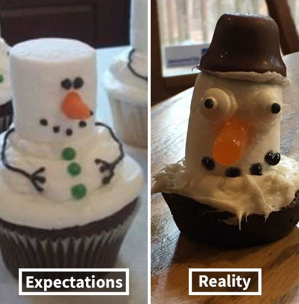 We Tried To Be Creative This Christmas. It Didn
