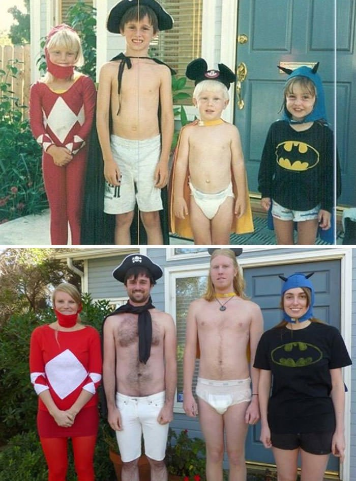 My Cousins And I 20 Years Later