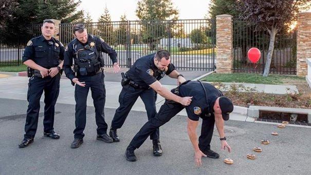 Lincoln, CA Police Departament Running Into Trap