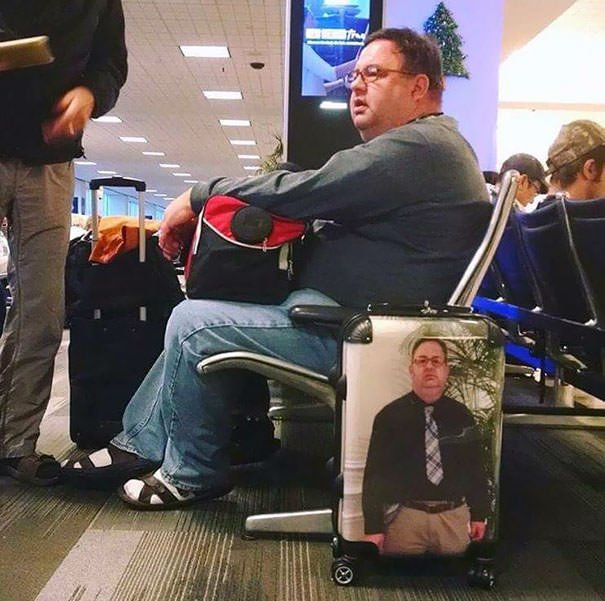 Never Lose Your Luggage Again