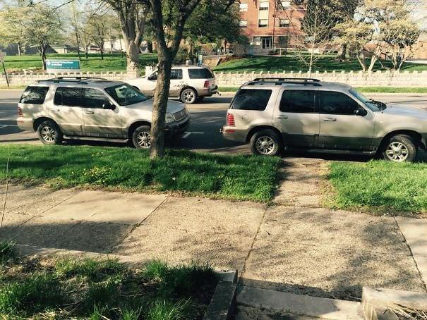 A Car Like Mine Parked Next To Me So I Snapped A Photo.