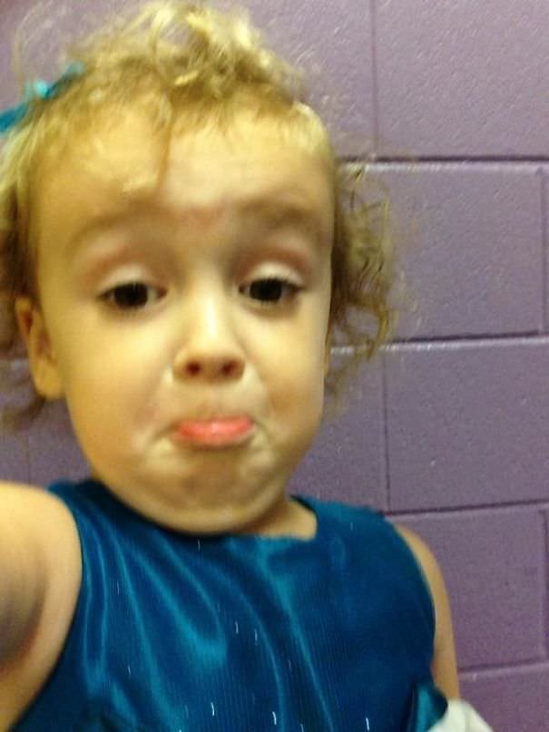 Lost My Phone While Teaching Sunday School And Now I Know Which Toddler Took It
