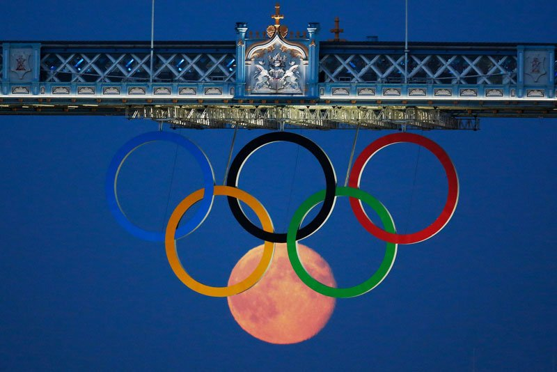 Photograph by Reuters/Luke MacGrego (via Reuters Olympics on Facebook)