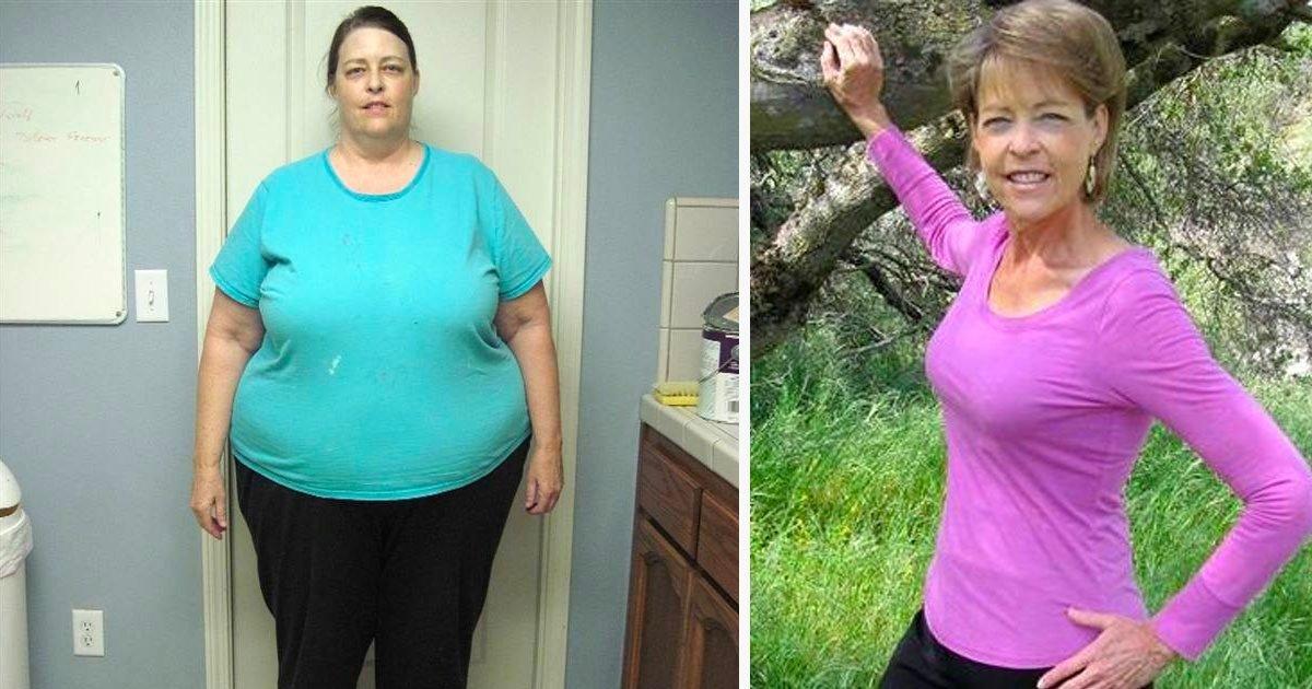 a 7.jpg?resize=300,169 - Voici comment cette femme de 63 ans a perdu la moitié de son poids
