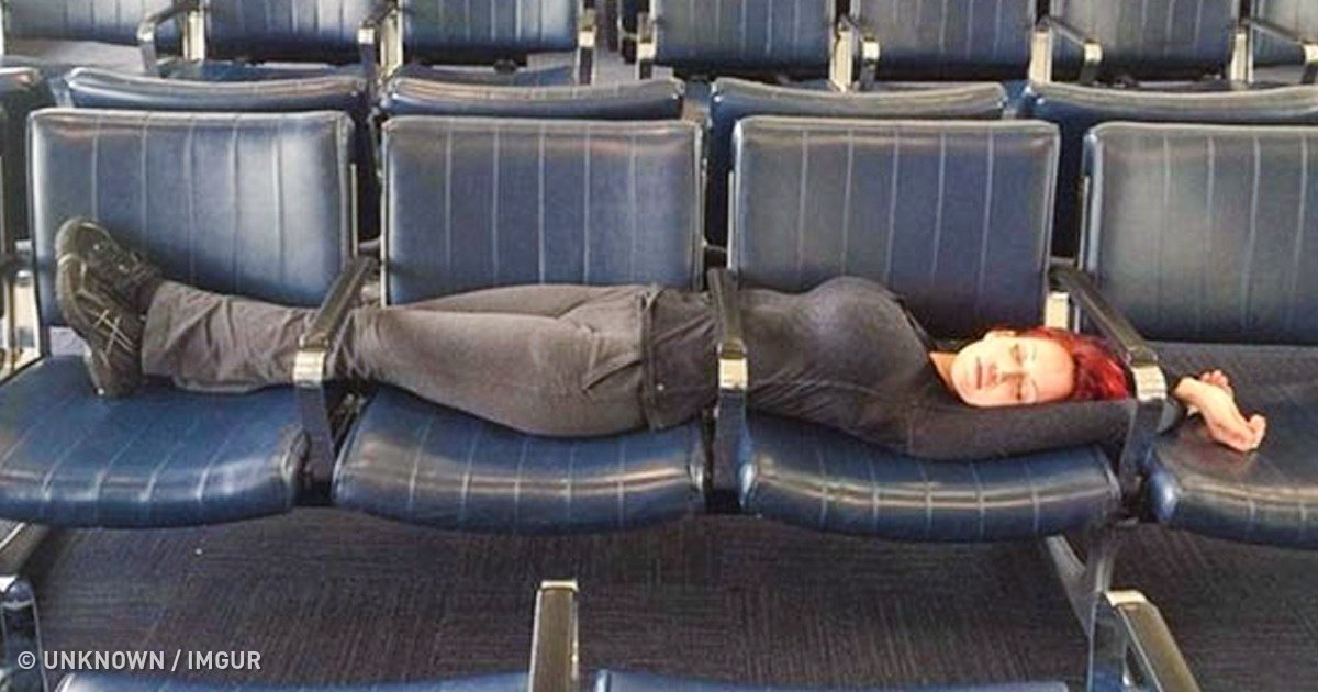 aa 1.jpg?resize=412,275 - 10+ Photos That Prove 'Anything' Can Happen At Airports