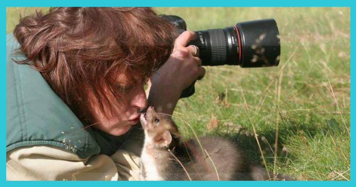 article thumbnail111503.png?resize=412,232 - 동물 사진작가의 친화력 클라스