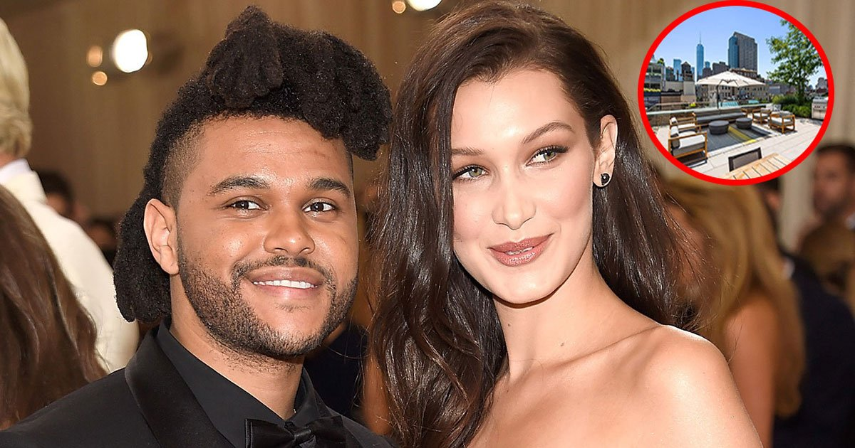 bella hadid reportedly moves in with her boyfriend weeknd in his luxury new york city penthouse.jpg?resize=412,232 - Bella Hadid aurait emménagé avec son petit ami The Weeknd dans son luxueux penthouse à New York
