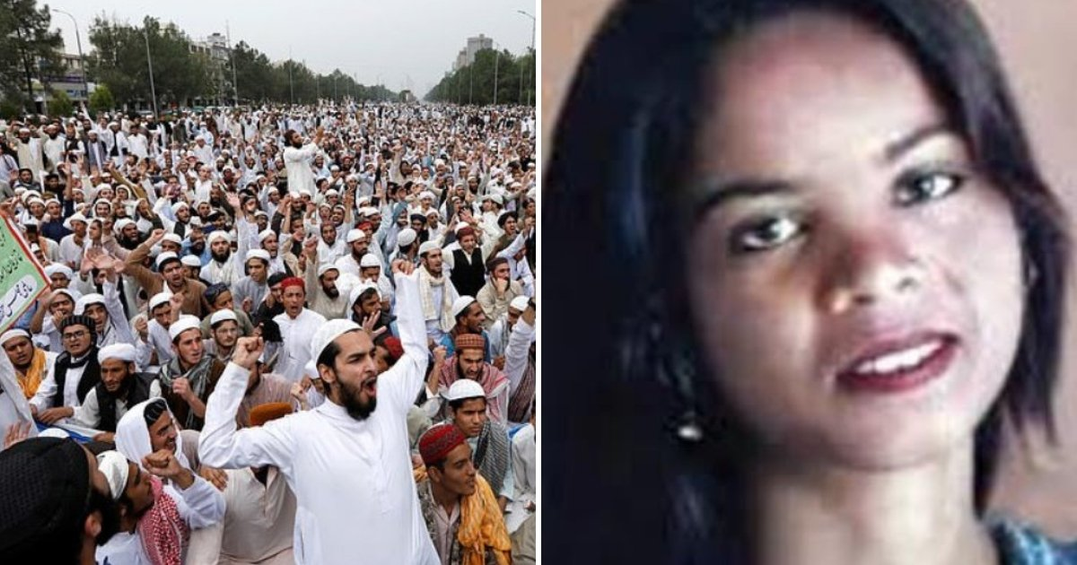 bibi6.jpg?resize=1200,630 - Islamists Delay Release Of Woman From Jail After Her Conviction For Blasphemy Was Overturned