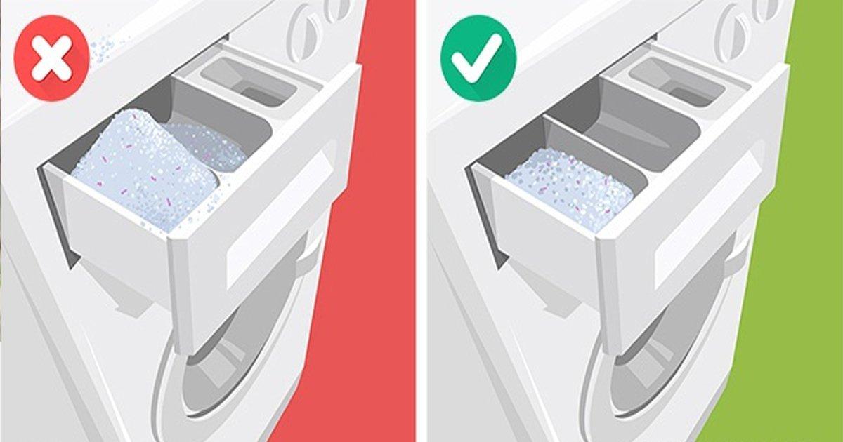 capa 34.jpg?resize=412,232 - 15 erros comuns que prejudicam sua roupa na hora da lavagem