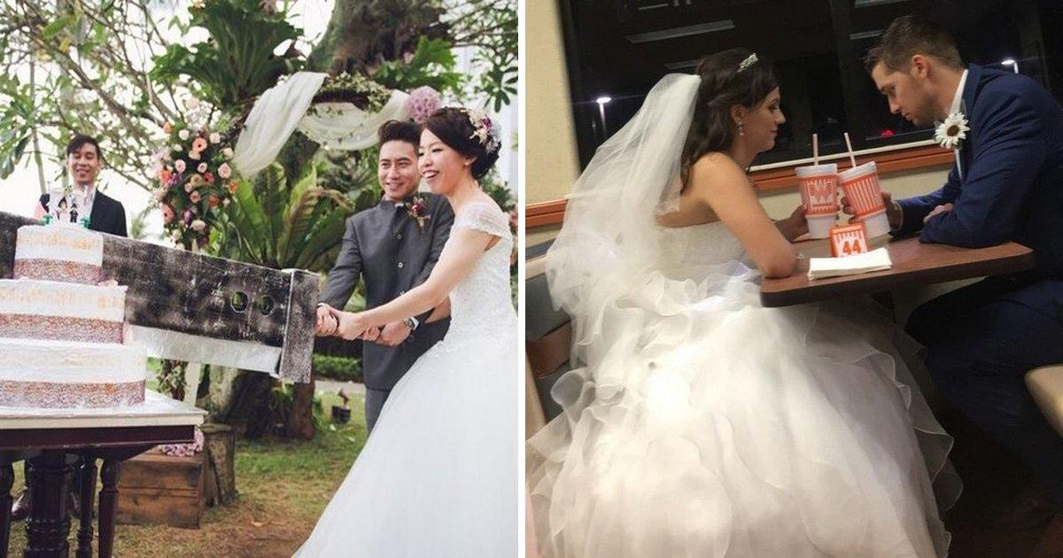 """capa10 3.jpg?resize=412,232 - 20 Fotos mostrando que casamentos não precisam ser """"perfeitinhos"""""""
