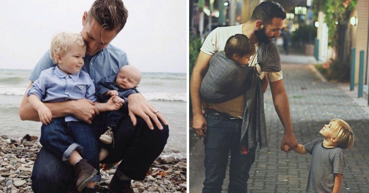 capa19.jpg?resize=1200,630 - 20 fotos que mostram como os homens são ótimos com crianças