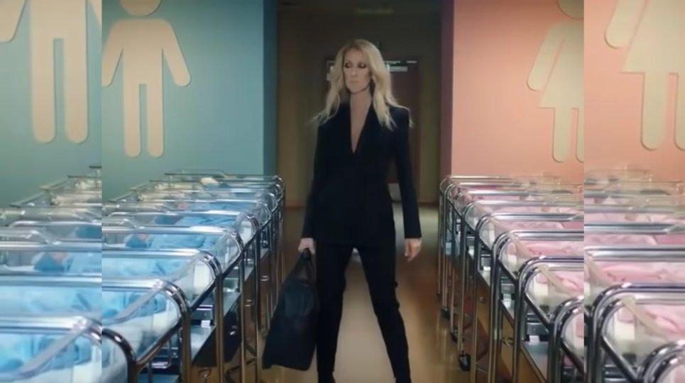 capture decran 2018 11 15 a 11 45 48.png?resize=412,232 - Céline Dion annonce sa collaboration avec la marque de vêtements pour enfants Nununu dans d'étranges vidéos.