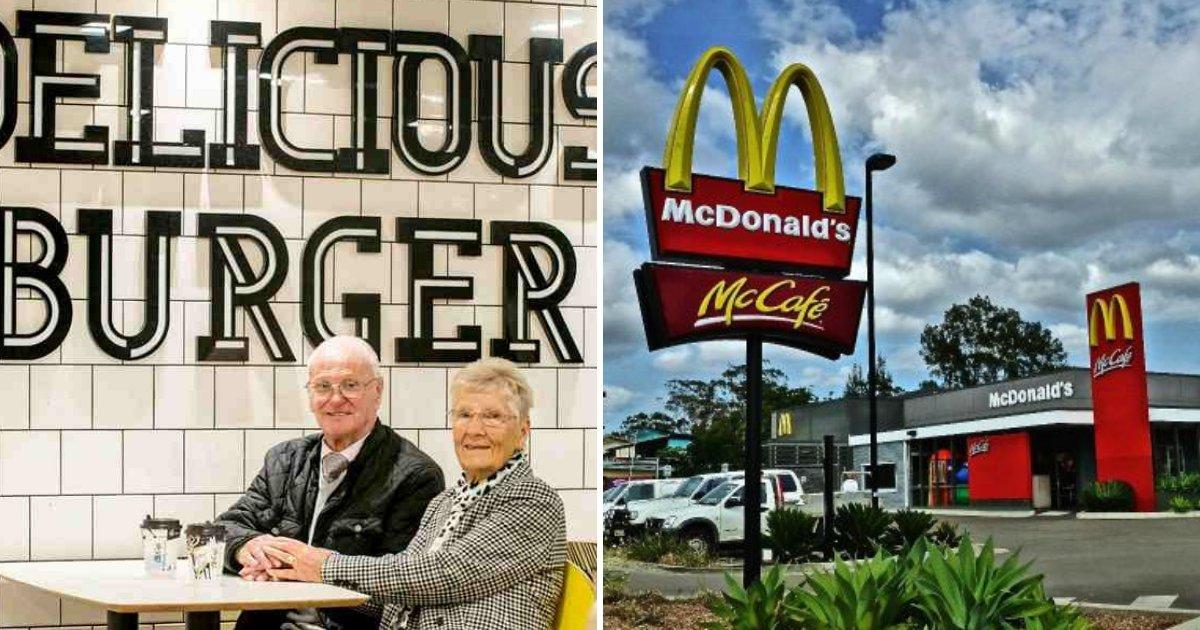 couple3.png?resize=412,232 - Un couple de personnes âgées mange chez McDonald's tous les jours depuis 23 ans!