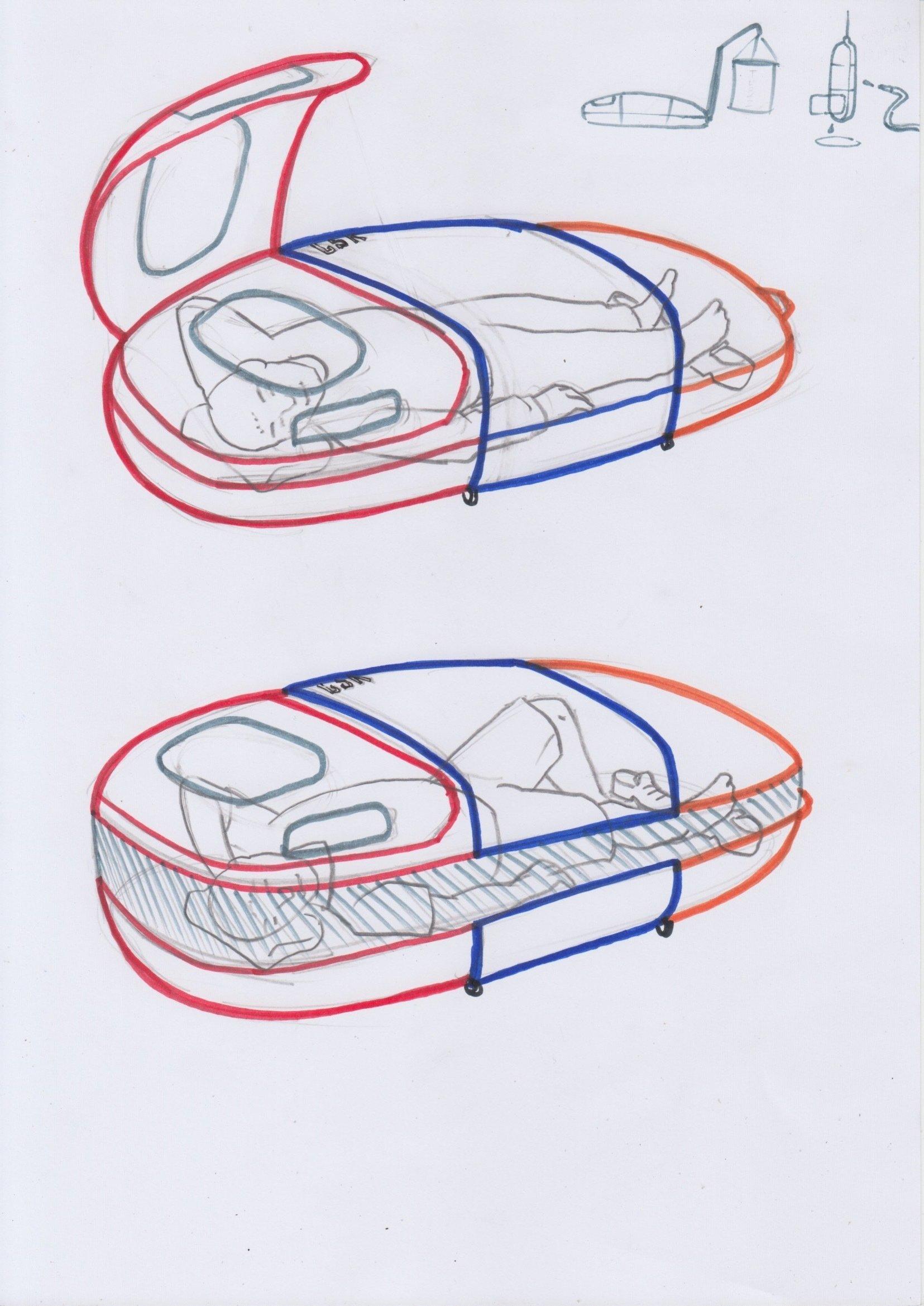 csk03 1540338668.jpeg?resize=1200,630 - Il invente une capsule de sommeil pour dormir dehors, espérant aider les SDF.