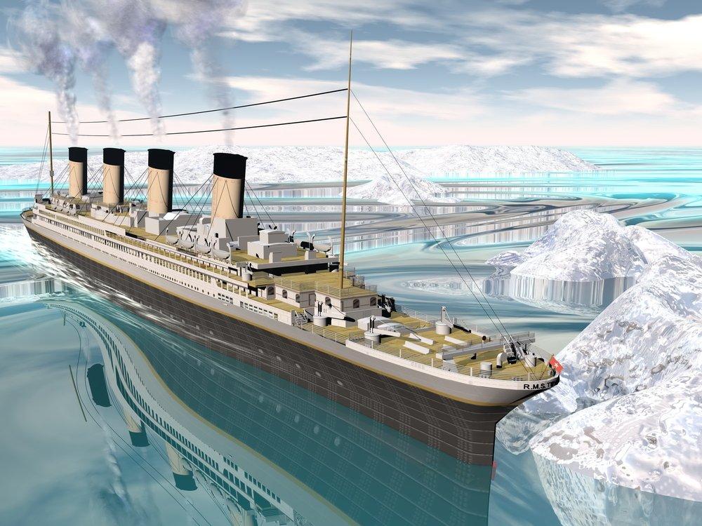 depositphotos 39555437 m 2015.jpg?resize=1200,630 - Une réplique du Titanic est prévue pour 2022.