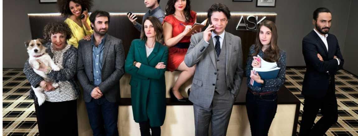 dix pour cent saison 3 date intrigues casting toutes les infos sur la saison 3 de la serie france 2.jpg?resize=300,169 - La série Dix pour cent revient sur France 2 à la mi-novembre !
