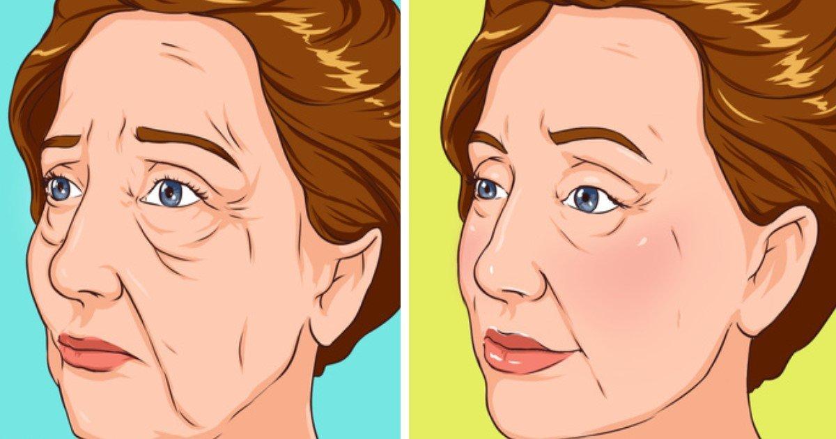 featured image 1.jpg?resize=412,232 - 9 façons naturelles de se débarrasser d'un relâchement de la peau au visage et sur le cou