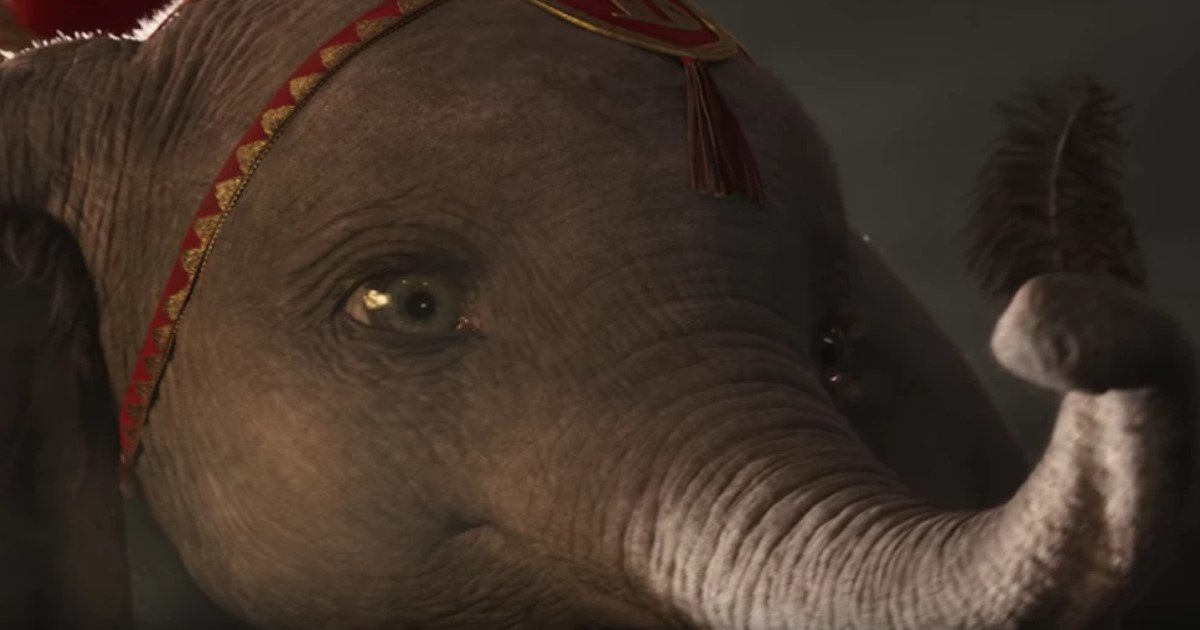 featured image 39.jpg?resize=412,232 - Official Trailer For Tim Burton's Adaptation Of Disney Classic 'Dumbo' Is Finally Out