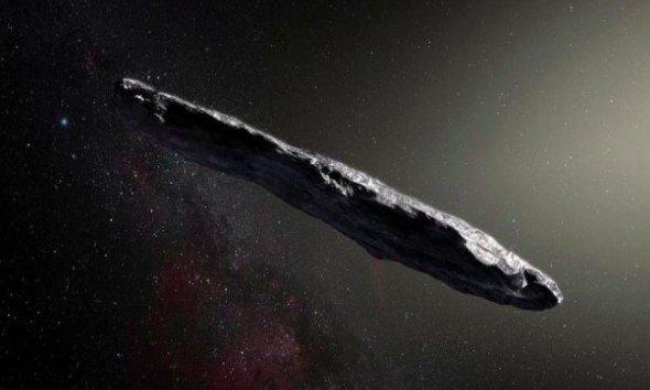 """img 5be4b9a1e2ebe.png?resize=1200,630 - 'Oumuamua aurait pu être une """" sonde extraterrestre """", selon les astronomes de l'Université Harvard."""