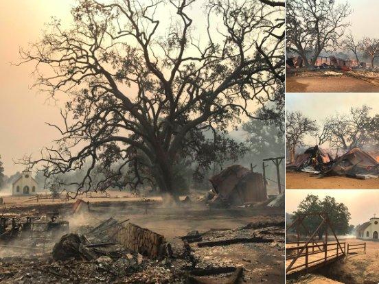 img 5bedc5b9ed113.png?resize=412,232 - Les décors de Westworld brûle dans un incendie en Californie