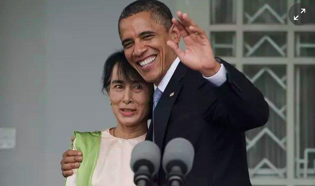 img 5bfc00a0da14b.png?resize=412,232 - D'icône de la paix au statut de paria : Aung San Suu Kyi est tombée en disgrâce