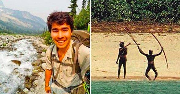 img 5bfc1dbce66e8.png?resize=412,232 - Un touriste américain tué par la tribu des Sentinelles, lors d'une visite illégale sur leur île.