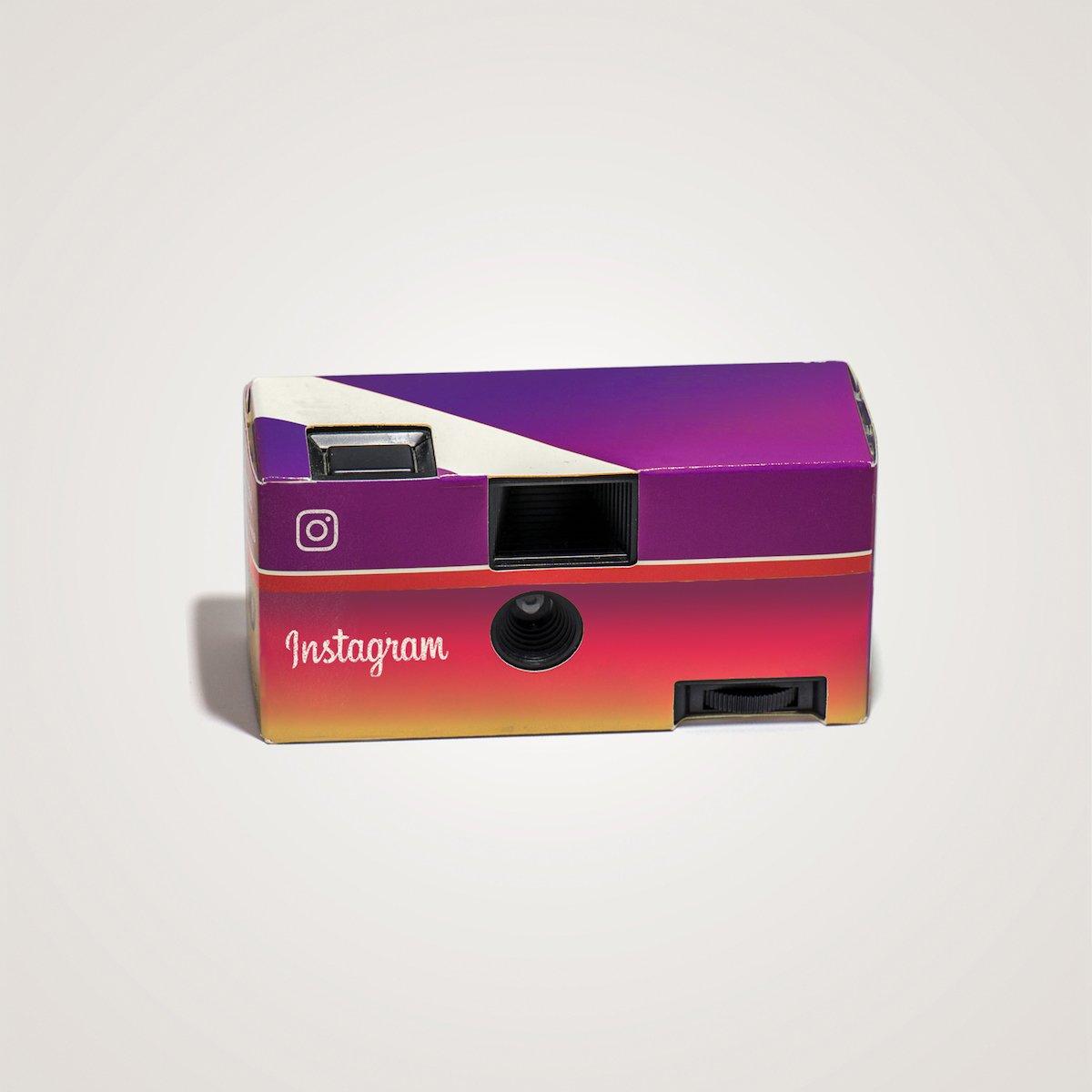 instagram objets vintage technologie internet.jpg?resize=300,169 - Google, Facebook, Instagram dans les années 80? C'est l'idée génial de ce créatif.