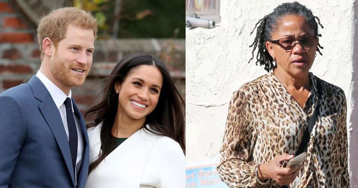 j.jpg?resize=1200,630 - Meghan's Mother Doria Could Join Them In New Larger House After Couple Leaves Kensington Palace