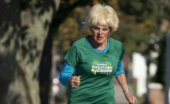 jaedmcoo french marathoner 625x300 02 november 18.jpg?resize=1200,630 - New York : Ginette, 85 ans, a bouclé son 16ème marathon de New-York