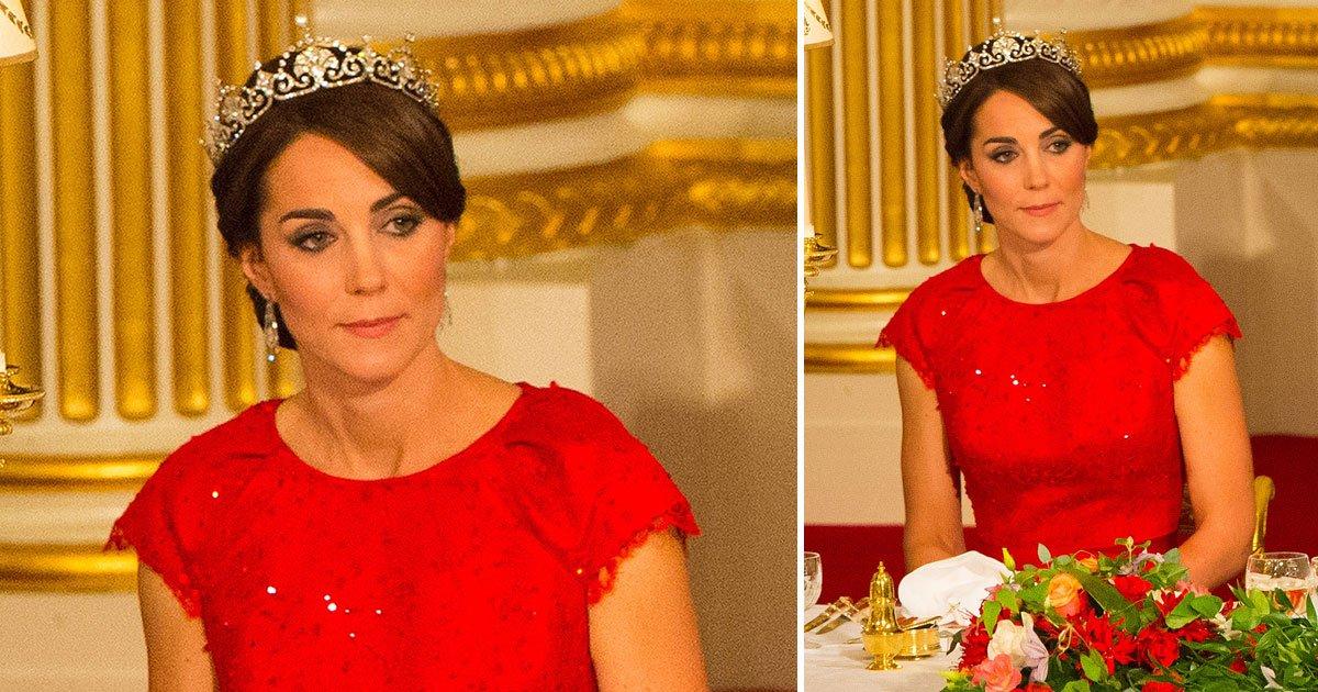 kate middleton 2.jpg?resize=412,232 - Les plus grands designers modifient les robes de Kate Middleton pour les adapter à une future reine