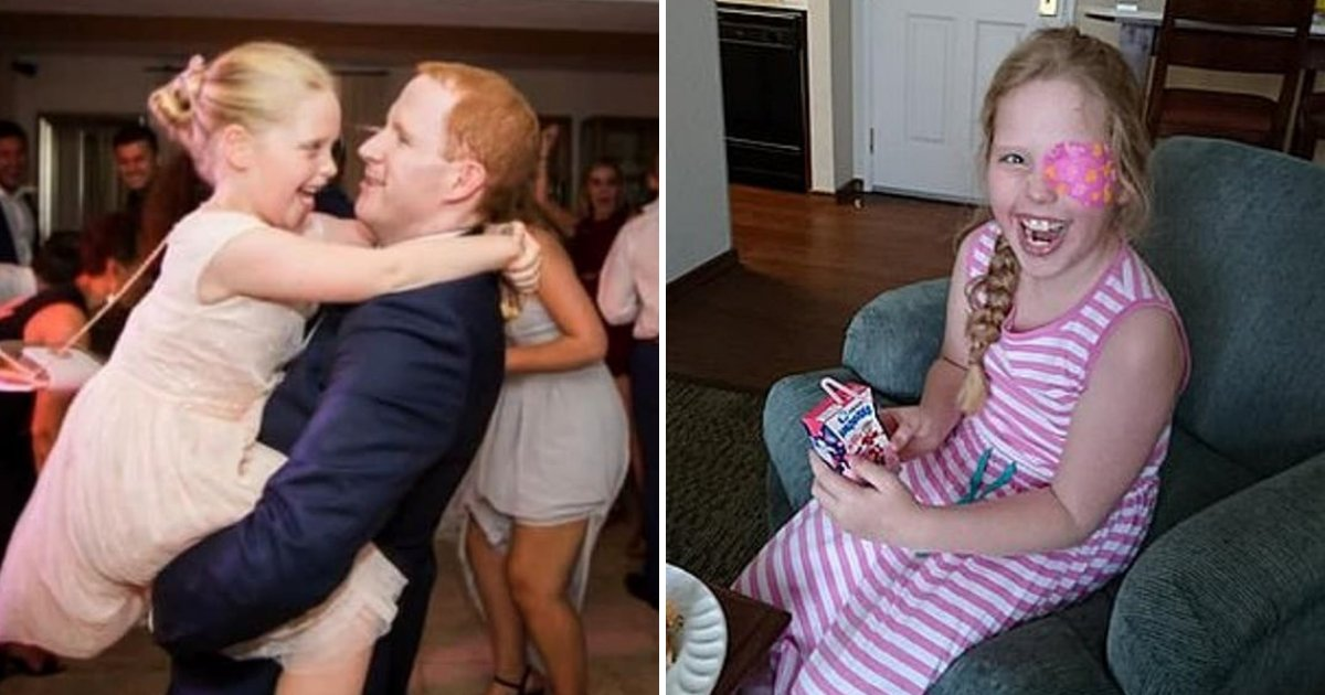 lucy5.png?resize=412,232 - Father Watches 10-Year-Old Daughter With Rare Brain Cancer Take Her Last Breaths