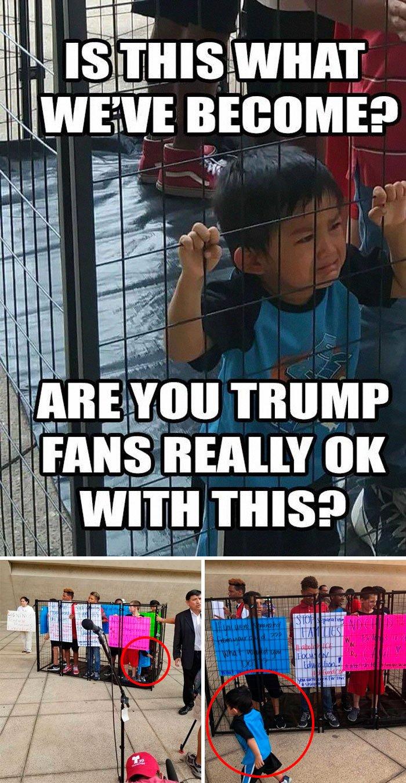 Manifestation en faveur de l'immigration