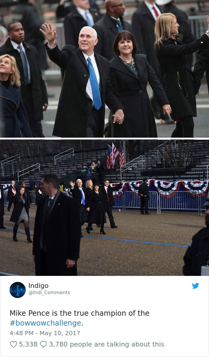 Inauguration présidentielle de Donald Trump