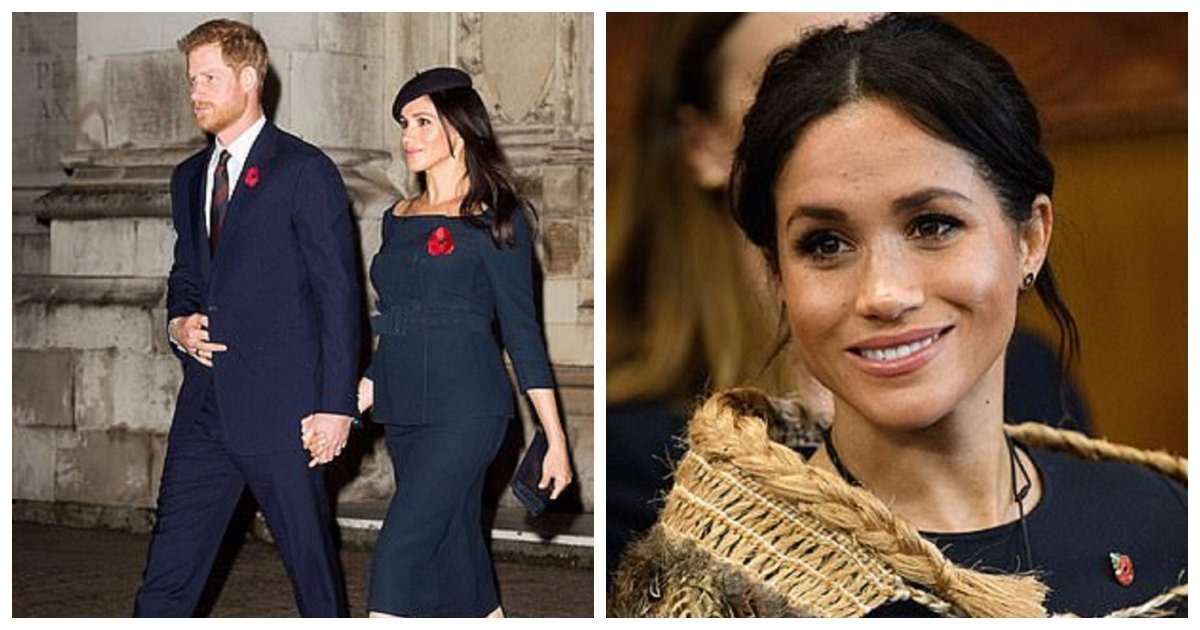 meghan 9.jpg?resize=412,275 - Meghan's Marriage To Prince Harry Put The Royal Family In The Sights Of The U.S. IRS