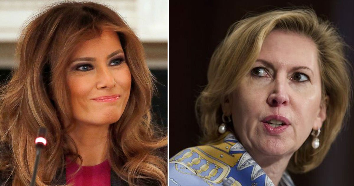 melania fired mira ricardel.jpg?resize=636,358 - White House Aide Mira Ricardel Removed From Post After Her Clash With The First Lady